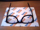 SpecsOnTheNet glasses displyed on microfiber cloth (by Anonymous #01)